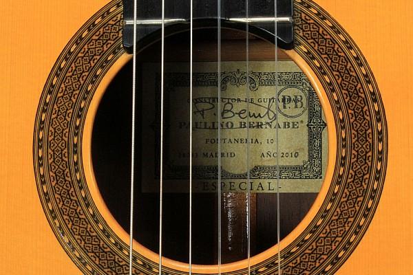 Paulino Bernabe Guitars