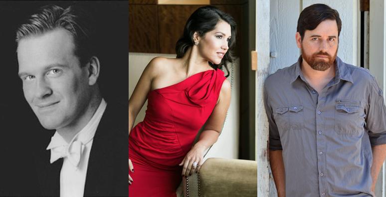 New Choristers at the Metropolitan Opera: Brian Anderson, Sara Heaton & Patrick Miller