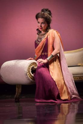 Sara Heaton as Celia in Lucio Silla with Odyssey Opera. Photo by Kathy Wittman.