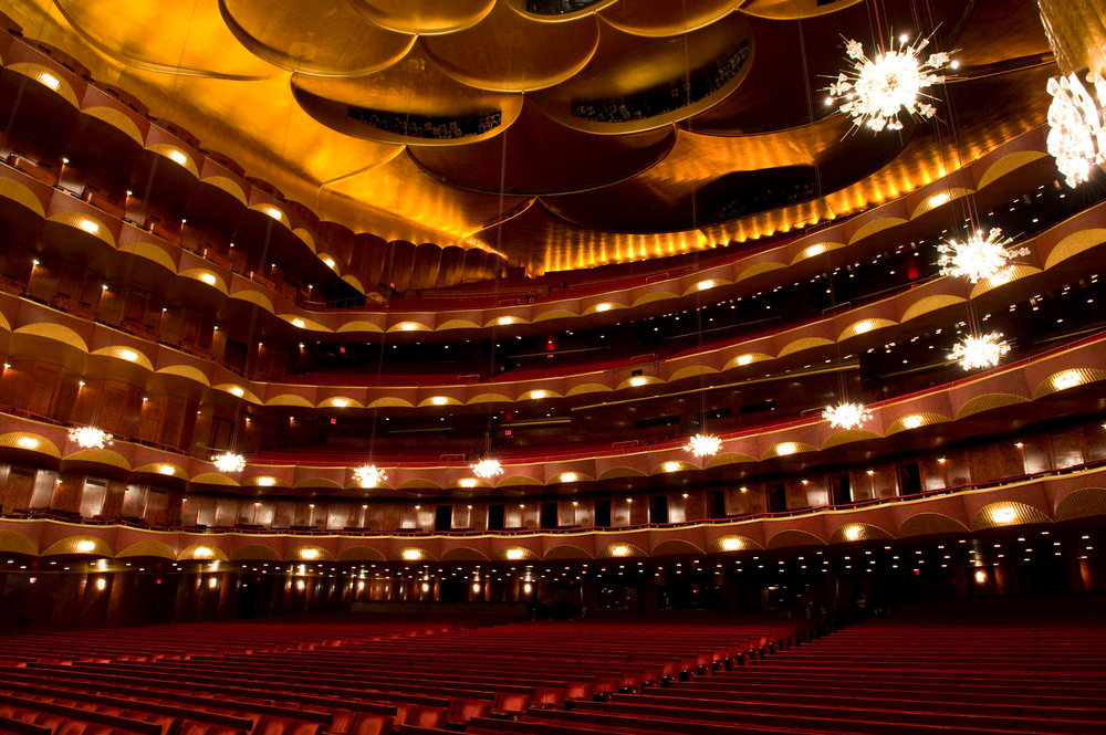 Photo: Jonathan Tichler/Metropolitan Opera