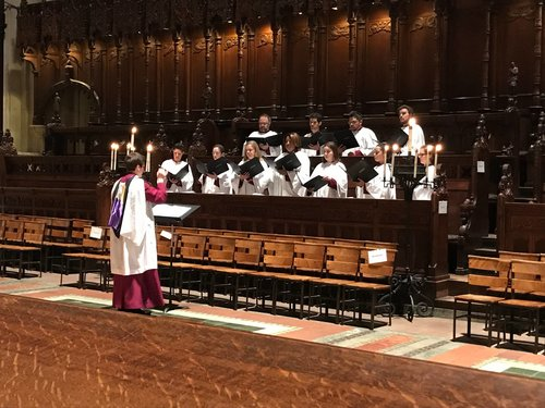 Put On Your Sunday Best: Met Choristers With Church Jobs