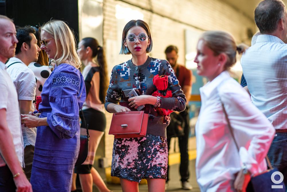 09.17.15 | Irene Kim|NYFW SS16| Marc Jacobs SS16 |Ziegfeld Theatre