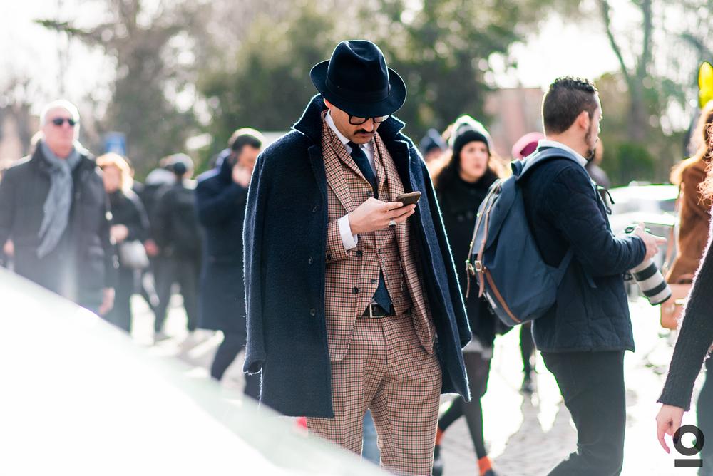 01.12.16 | Fabrizio Oriani | Pitti Uomo 89 | Fortezza da Basso | Firenze, Italia