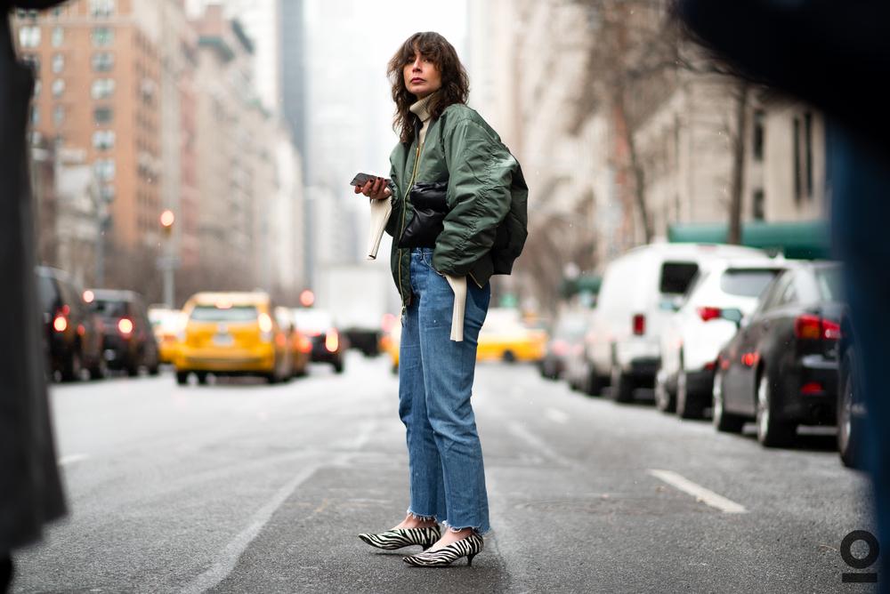 02.15.16 | Irina Lakicevic |NYFW: Women's FW16|Park Avenue Armory| New York, NY