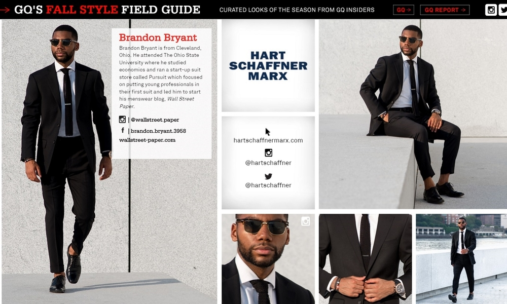 GQ - Fall 15 Style Guide