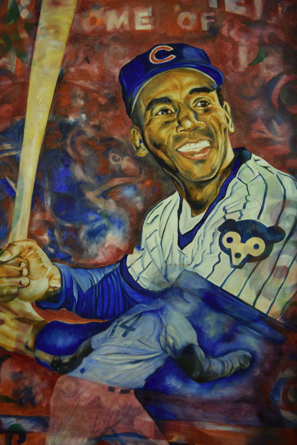 "Ernie ""Mr. Cub"" Banks"