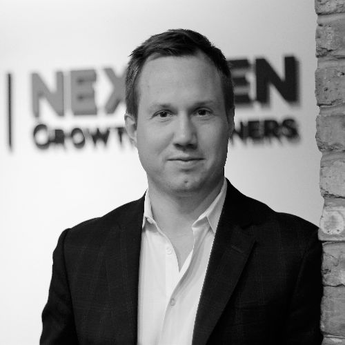 Brian O'Connor  Founder and Managing Partner NextGen Growth Partners
