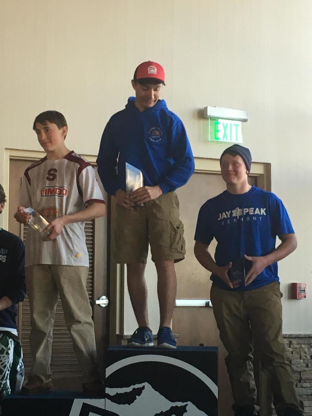 Fwd: U16 State Championship - Joey Cichon