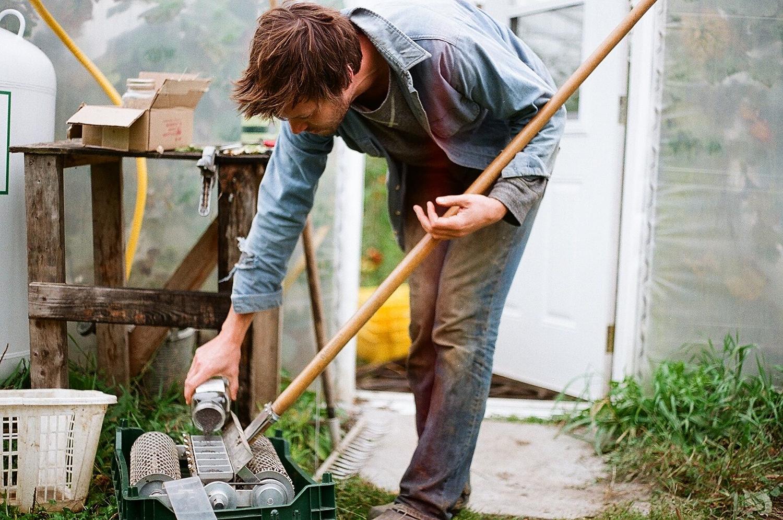 Outils — Le jardinier-maraîcher