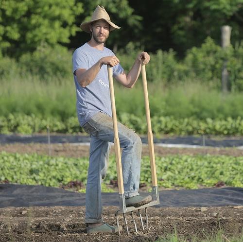Grelinette — Le jardinier-maraîcher