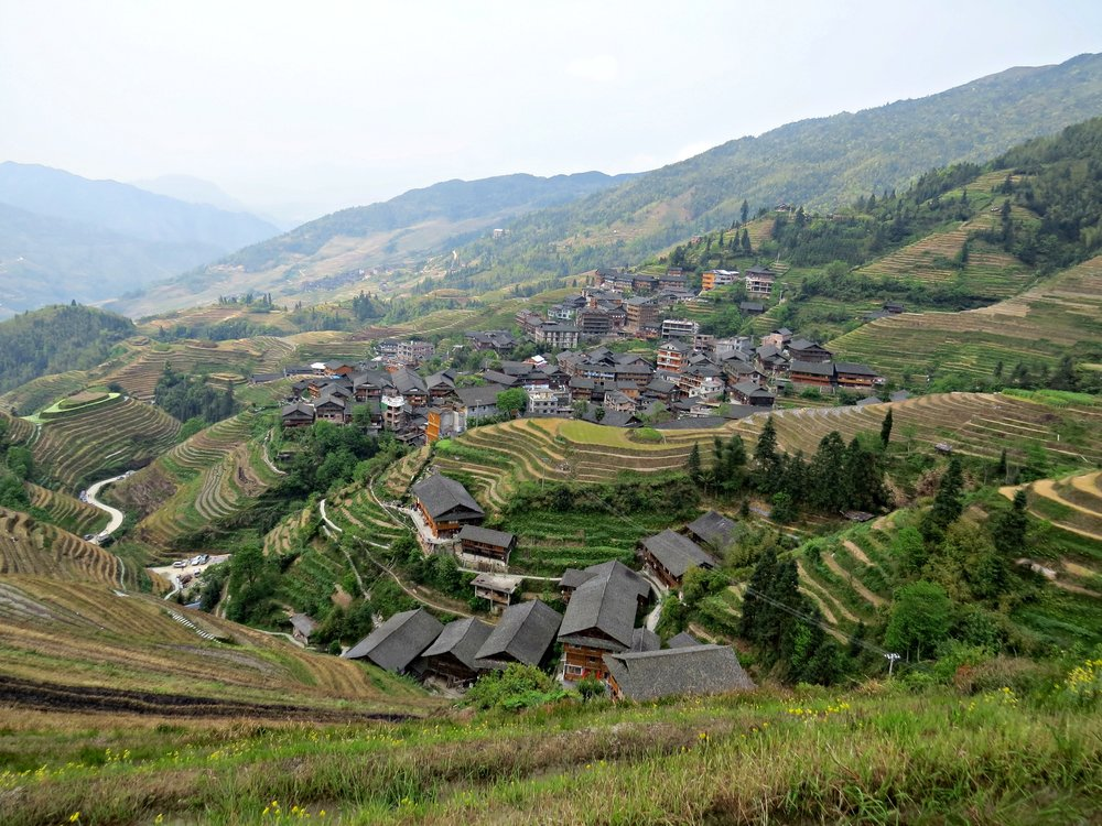 The Village of Ping'an