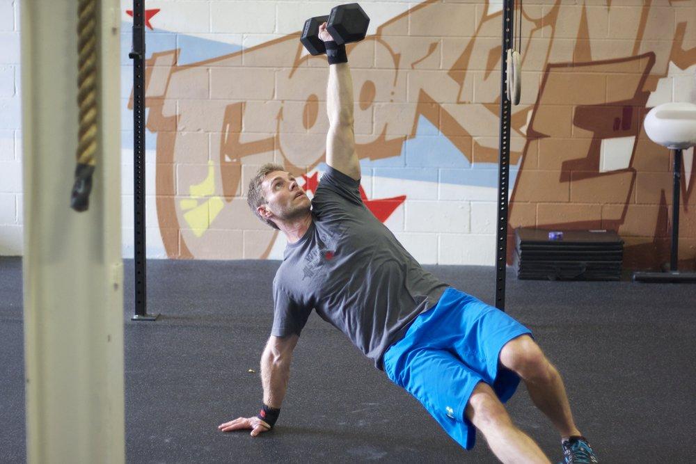 CrossFit at the Burlington Ontario location