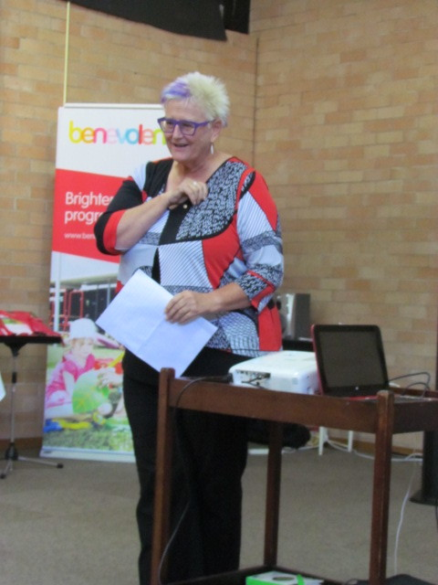 Gillian Calvert OA, the former Commissioner for Children and Young People and current board member of Life Without Barriers,
