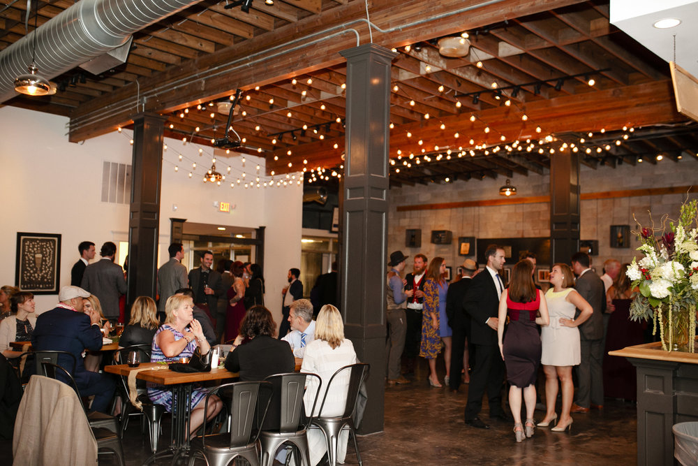 Atlanta Wedding Photographer Travel Destination Elopement Brewery Reception Venue