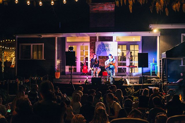 """Hey guys! Thanks for coming out last Friday for """"Tunes for Change"""". We're stoked to announce that we raised a total of $1726. All proceeds will go towards the continuation of the arts and music programmes we run in Frankston North throughout term 4 and into 2018!  Thanks to everyone who made the night happen, you're wonderful human beings 😘"""