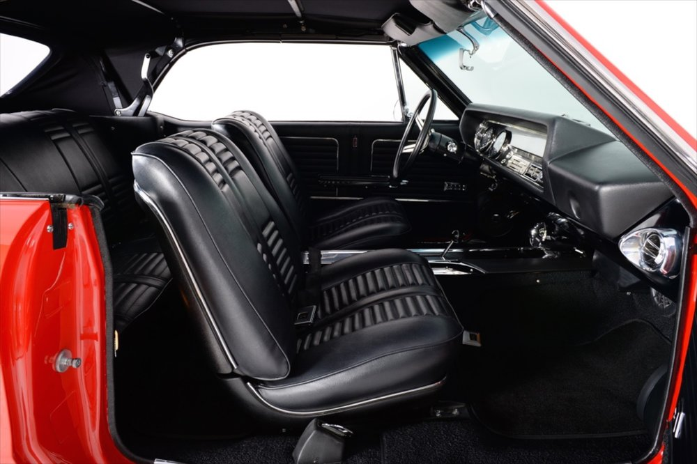 1966 Oldsmobile 442 restored by Classic Cars of Houston