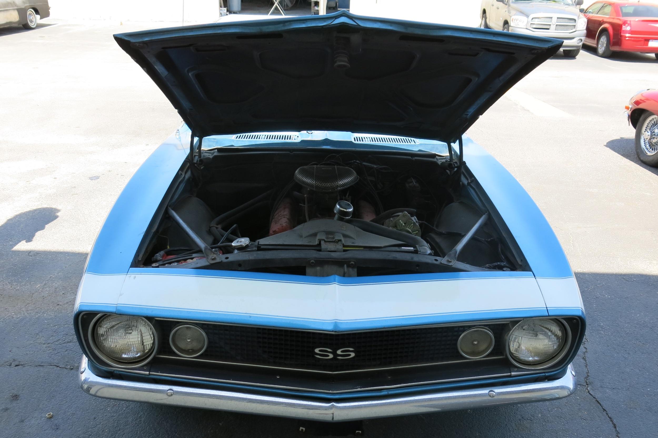 1967 Chevy Camaro Classic Cars Of Houston