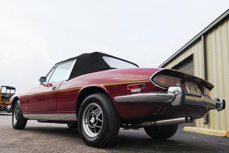 European & Sports Cars — Classic Cars of Houston