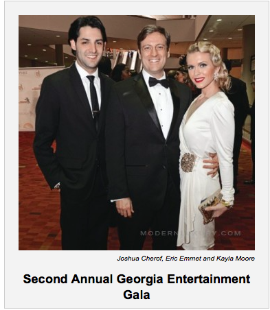 Jezebel: Modern Luxury-2014/Kayla was featured on Modern Luxury website for attending the 2nd Annual Georgia Entertainment Gala. Click inside to further view.