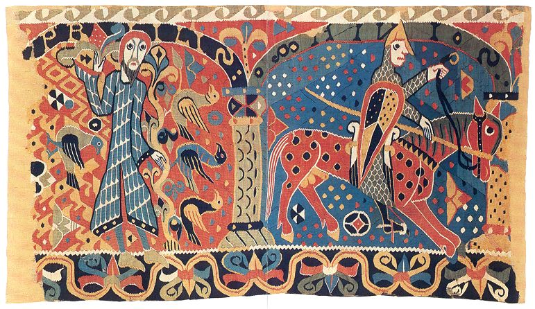 The Baldishol Tapestry