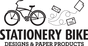 Stationery Bike Designs – Graphic Design, Illustration, Wedding Stationery