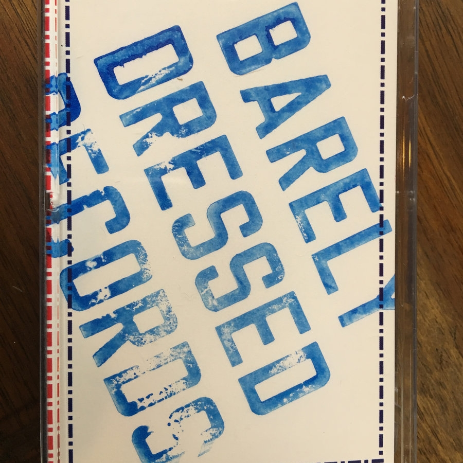 Barely Dressed Records   Sampler Cassette / DL