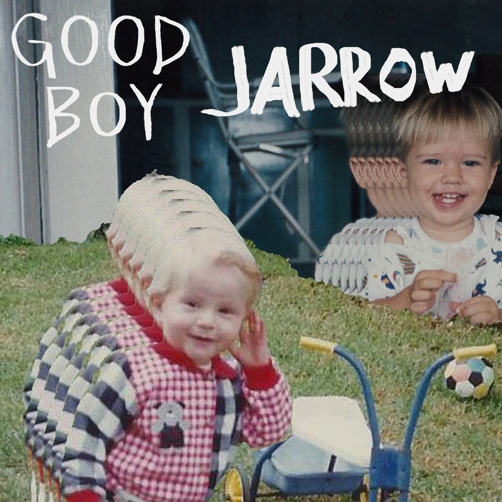 Good Boy & Jarrow   Split 7""