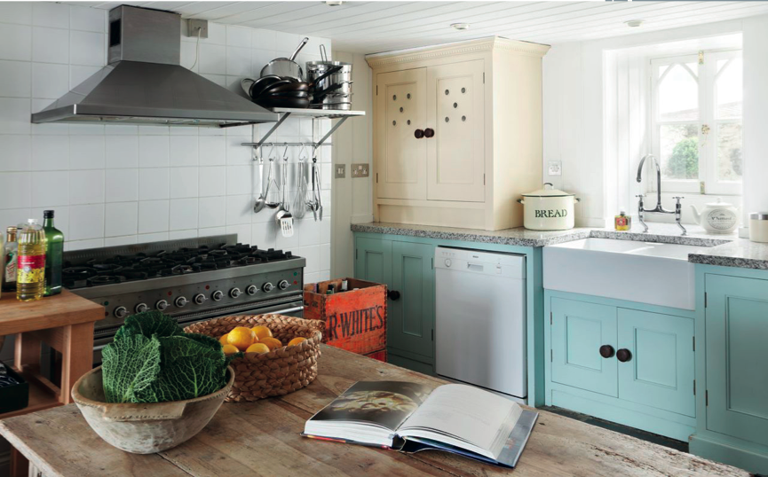 salcombe, kitchen, interior design, ham interiors