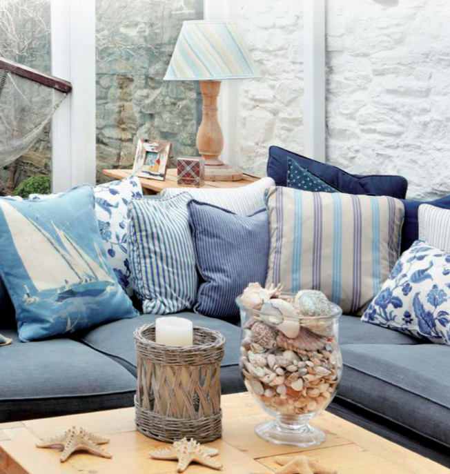 salcombe, interior design, ham interiors