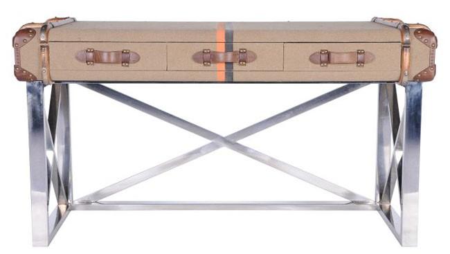 Andrew Martin Globetrotter Desk