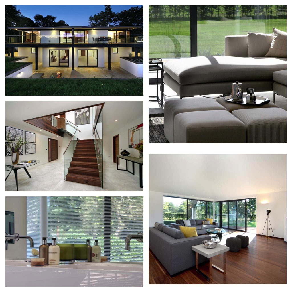 this is a property we styled for a developer in Beaconsfield Buckighamshire