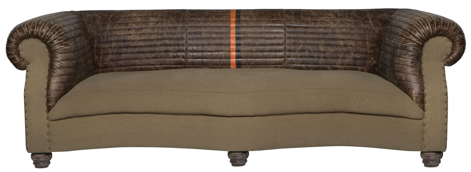 the is a picture of the andrew martin serpentine sofa