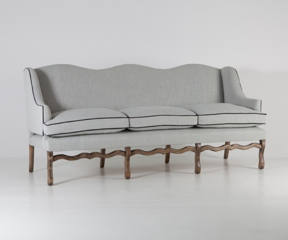 this is a william yeoward upholstered sofa sold by ham interiors