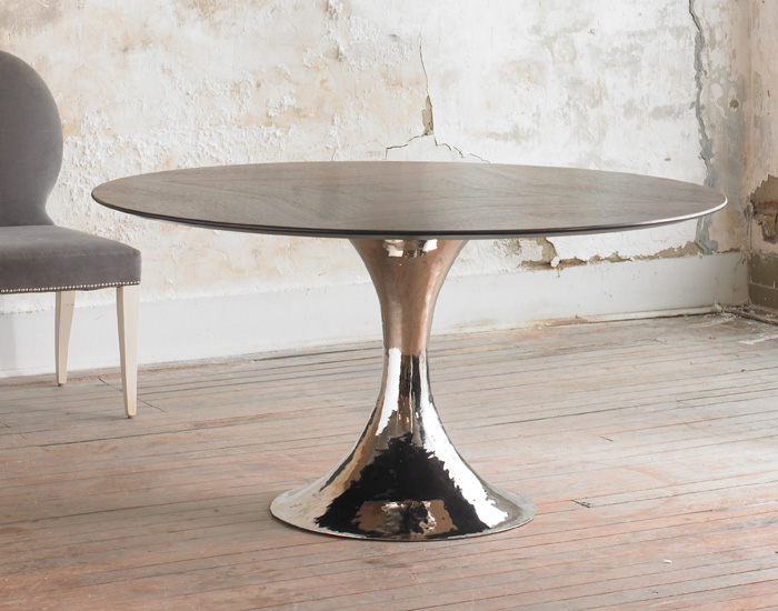 this is a julian chichester dakota dining table