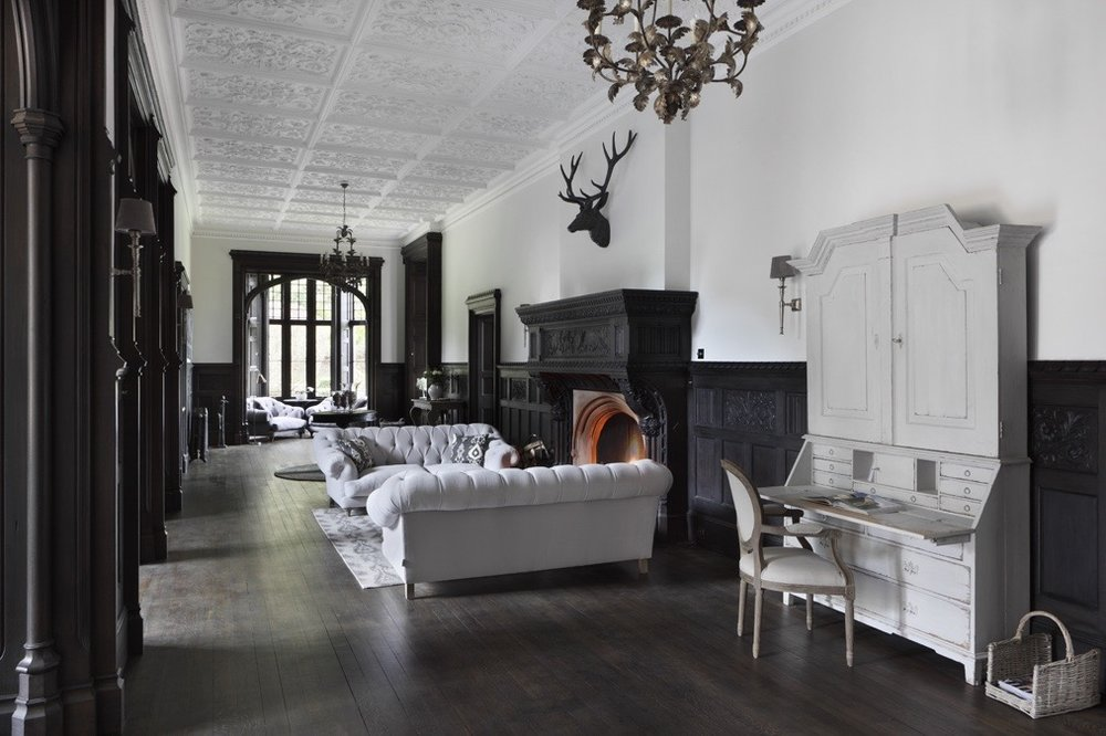 The Manor House, The Cotswolds — Interior Design | Ham Interiors ...