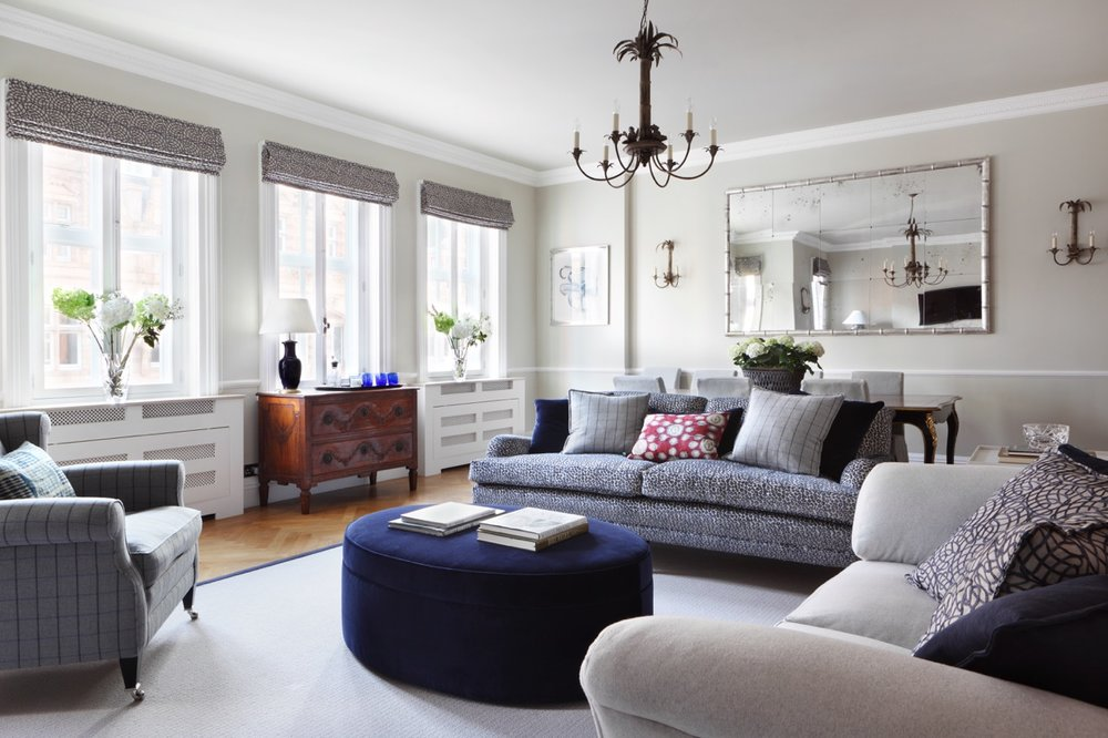 Mount street mayfair interior design and furnishings u interior