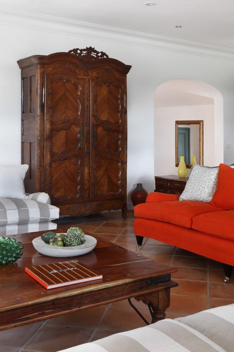 The Getaway, St Tropez, France — Interior Design | Ham Interiors ...
