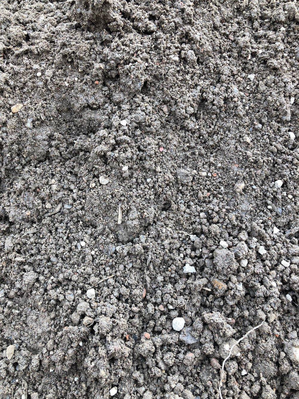 WASTE SUB SOIL -