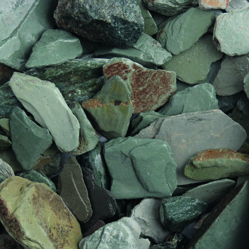 Green Slate 40mm (Fish Friendly) -