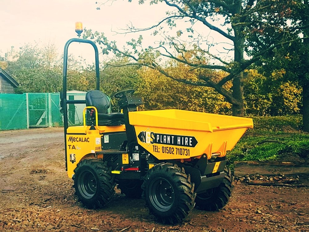 plant hire companies beccles