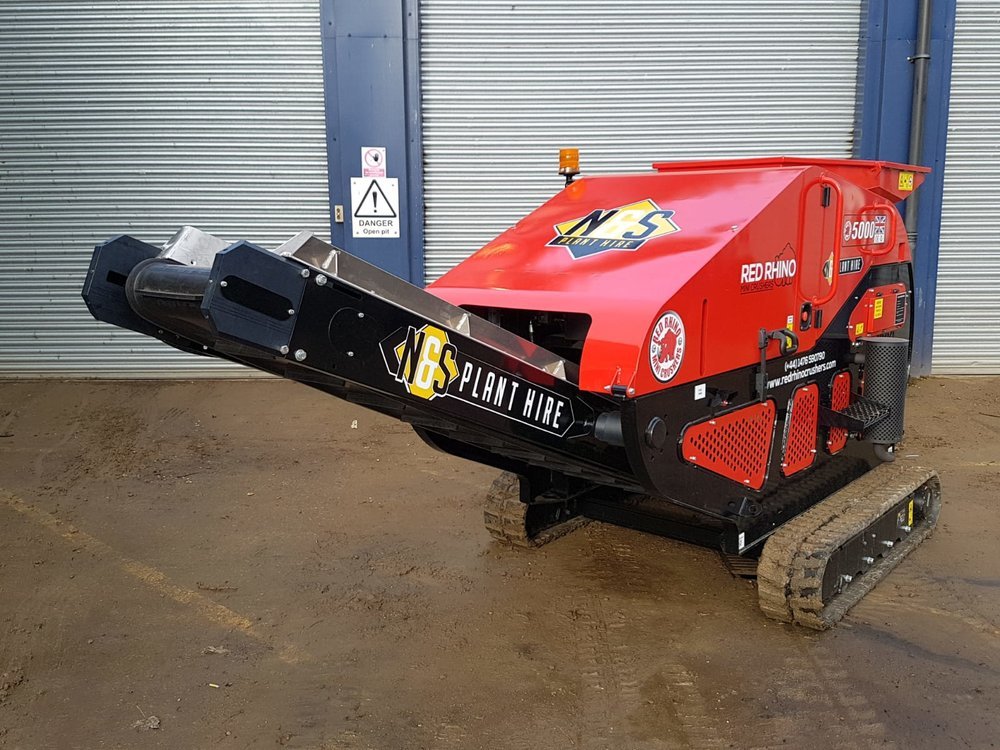 crusher hire suffolk