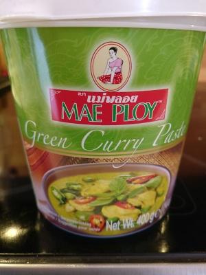 Mae Ploy Thai Green Curry Paste Mark Enticknap