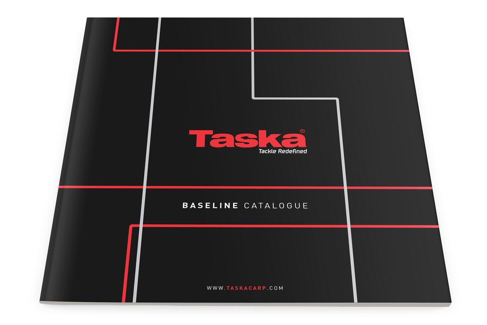 Taska graphic design of brochure
