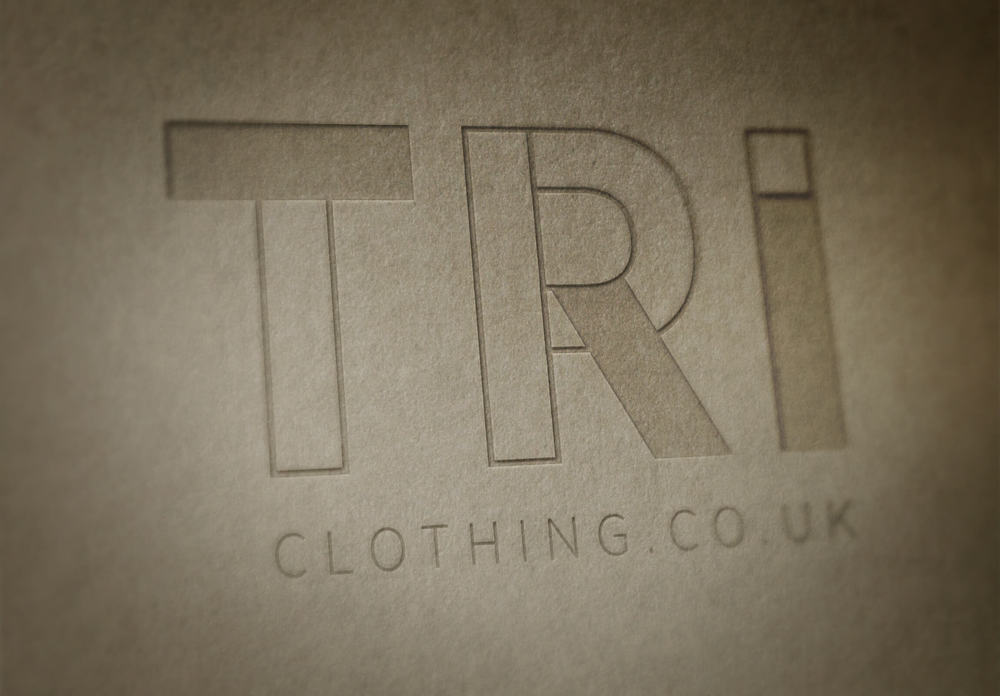 TRI Clothing new branding and logo