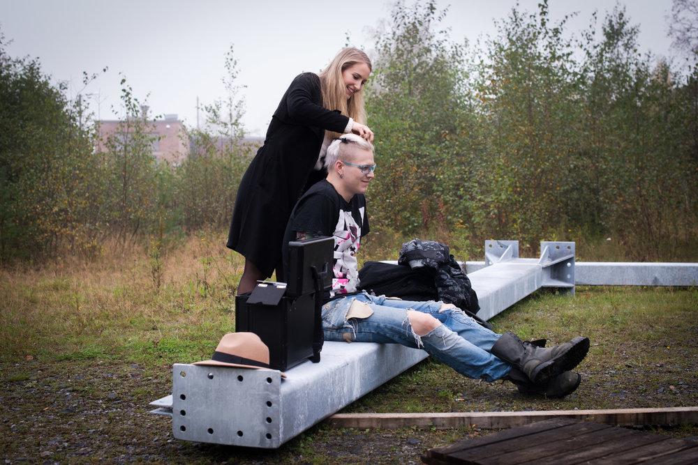 Model:  Rasmus Anderssén   Styling:  Sandra Holmäng