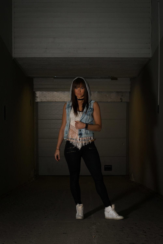 Model: Sandra S.  MUAH: Sandra S.