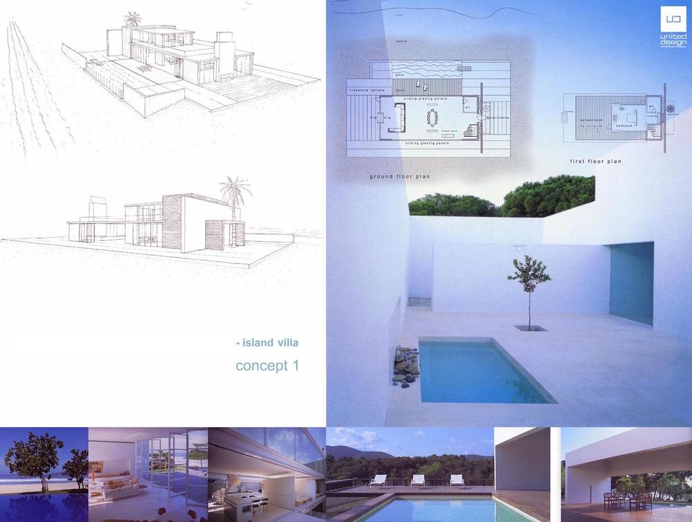 initial concept
