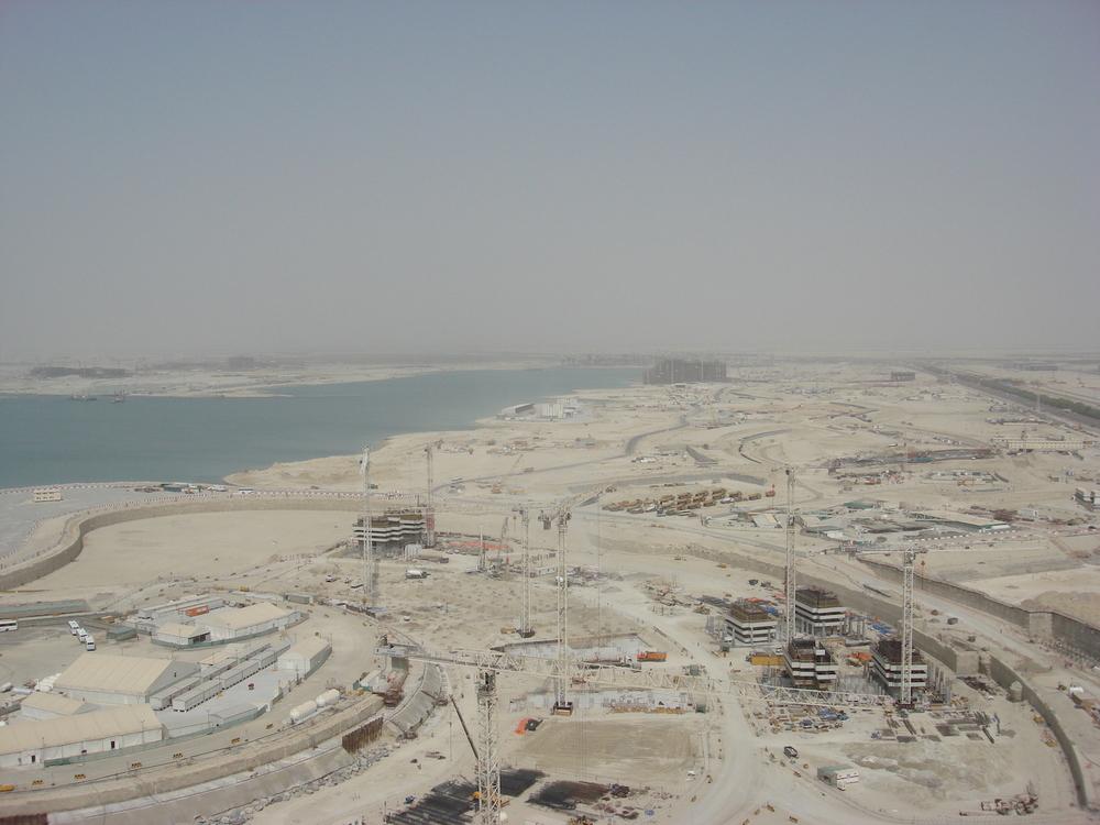 Al Raha Beach 2008