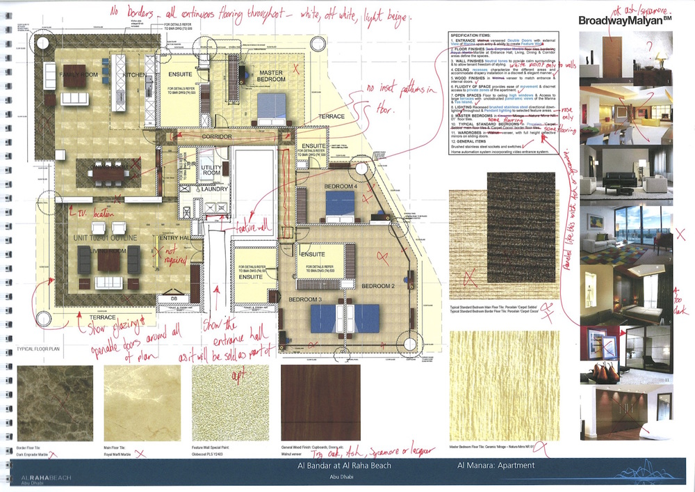 an example of my design review