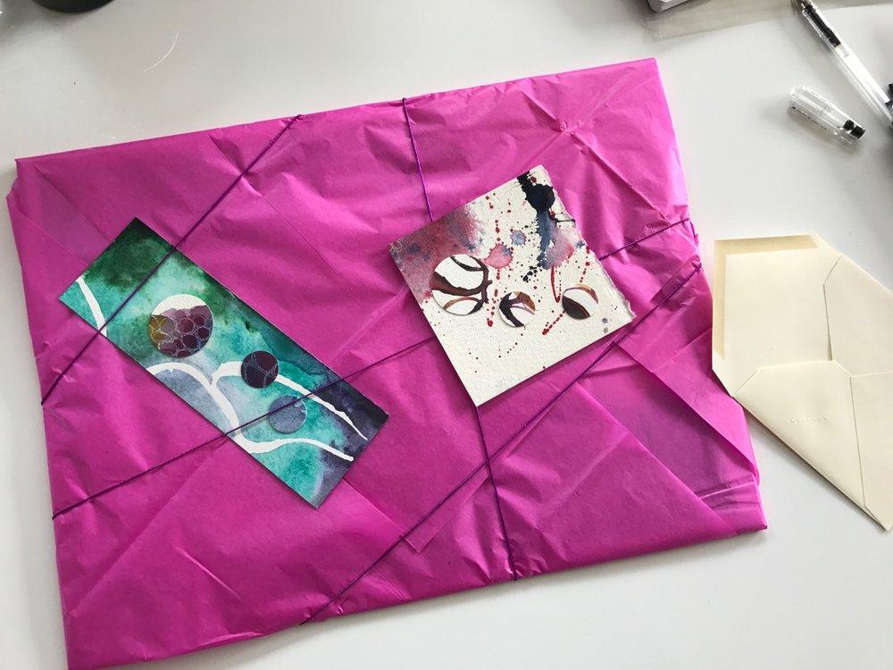 shipping pink paper aine atara.jpg